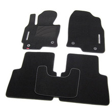 5pcs High Quality Odorless Auto Carpet Mats Perfect Fitted For Mazda CX-5