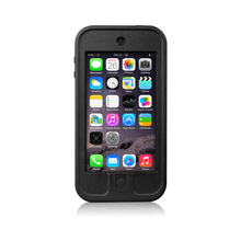 Touch5 phone cases Original Redpepper shockproof waterproof Stand case with Kickstand Cover Bag for Apple iPod Touch 5