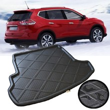 Car Trunk Tailgate Cushion Mat Rear Boot Tray Liner For Nissan X-Trail 2008-2013 118 x 104cm
