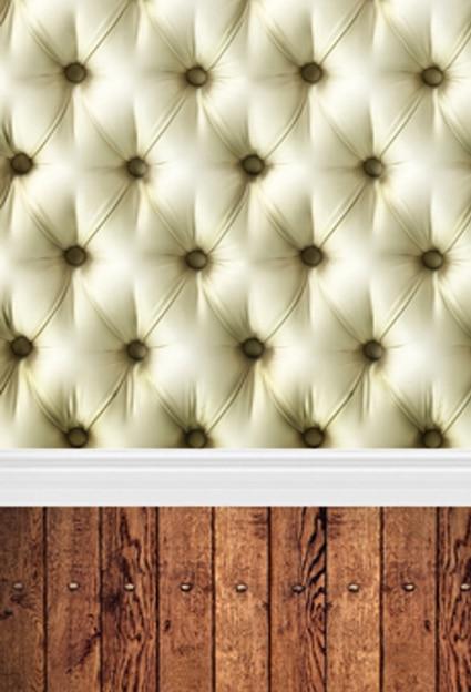 Custom Vinyl grey sofa tufted photo studio backdrops 5ft  for photography portrait photographic background F-595<br>