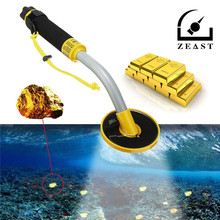 Waterproof Metal Detector Underground 750 Underwater 30M Pin Pointer Probe Pulse Induction Gold Digger Treasure Hunter Finder(China)