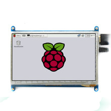 NoEnName_Null Raspberry Pi3 7.0 inch TFT 800*480 HDMI display with Capacitive touch panel LCD module screen