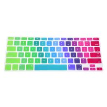 "US Colorful Silicone Keyboard Cover Skin For Apple Macbook Pro Retina 13""-15""(China)"