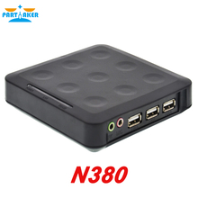 N380 WIN.CE 6.0 thin clients wtih 3 USB ports ARM11 800MHz