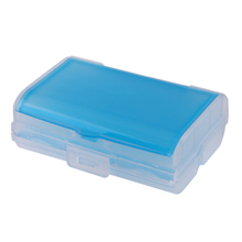 Portable Travel Tablet Cases Pill Box Double Layer 6 Compartments Dispenser Medicine Case Box Drugs Pills Container Storage(China)