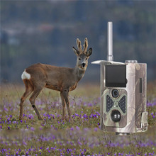 HC-550G Scouting Wildlife Camera 16MP SMS MMS SMTP GPRS 3G hunting Game Camera for Hunting and trail game cameras