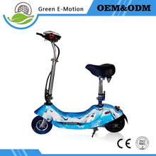 Free shipping 24V 350W Brushless hub mini electric car small folding storage battery electric bicycle electric scooter moped
