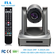 Hot 2MP 1080P HDSDI 3G-SDI LAN 20X HD Onvif Video Conference Meeting Camera For Tele-training,Tele-medicine Surveillance System(China)