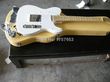 Factory custom shop Newest white tl Electric Guitar Sandard telecaster in stock Free shipping with case 8