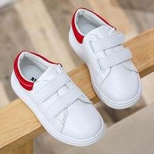Boy's casual shoes 2016 autumn baby children's fashion leisure comfortable small white high top sneakers kids trainers ninos 155