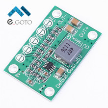 5pcs Step Down Power Module 5-16V To 1.25V/1.5V/1.8V/2.5V/3.3V/5V Universal Adjustable Buck Voltage Converter Board 3A For LCD(China)