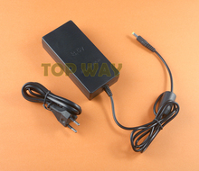 10pcs/lot Black Convenient AC Adapter Charger Power Supply Cable Cord Supply For Sony For PlayStation 2 For PS2 70000 EU Plug