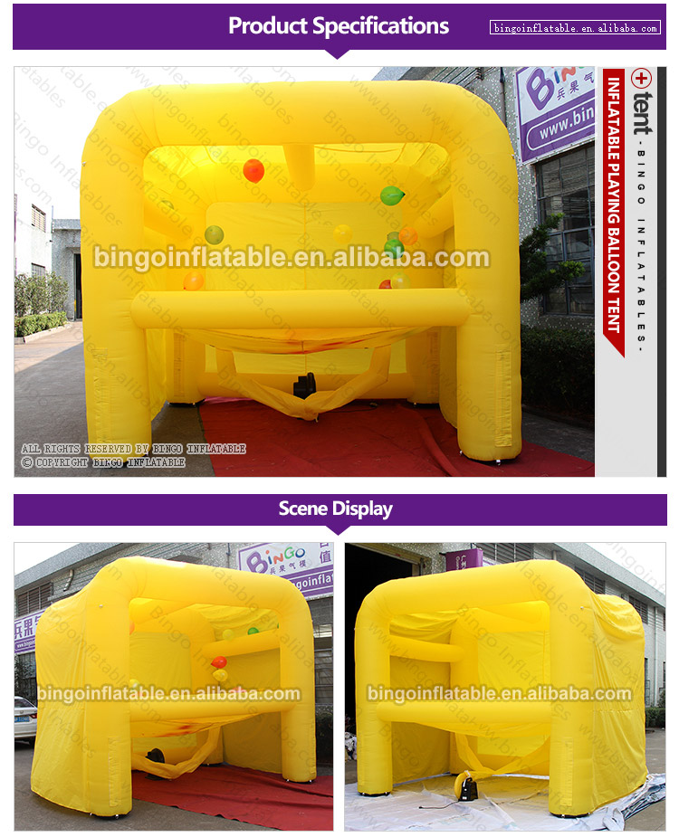 BG-A1252-Inflatable-Playing-balloon-tent-bingoinflatables_01