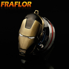 6PC Captain America Ironman Air Freshener Car Outlet Fragrance Car Perfumes Air Conditioner Outlet Perfume Automobile Decoration
