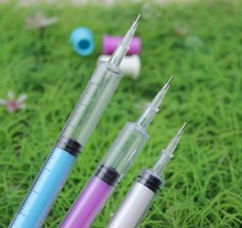 funny pen magic syringe pen can absorb and spray water Z919