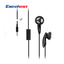 Excelvan 3.5mm In-ear Earphone On-line Control Sport Music Headset Stereo Surround xiaomi iPhone 5 5S 5C 4 4S samsung sony - Boutique Headphone Store store