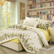 100% cotton quilt cover fitted sheet/mattress cover pillowcase set single double queen king  bedding sets