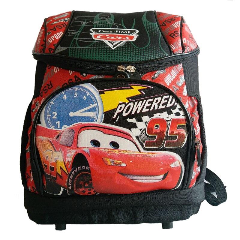 2017 New Boys Racing Cars School Bags Orthopedic School Backpacks Mochila Infantil Waterproof Double Shoulder Bag Kids Bolsas<br><br>Aliexpress