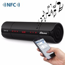 Portable KR8800 NFC FM HIFI Bluetooth Speaker Wireless Stereo Loudspeakers Super Bass Caixa Se Som Sound Box for Phone Music(China)