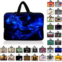 Neoprene Computer Bag Notebook PC Cover tablet waterproof Sleeve Case 10 11.6 13.3 14 15.4 15.6 17.3 17.4 inch Laptop Bags Pouch