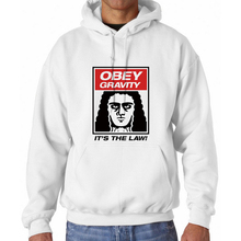 Babaseal Obey Gravity Its The Law Print Letter Hip Hop Fashion Mens Hoodies Hoody Hipster Sweatshirt Hip Hop Hip Hop Hoodie(China)