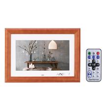 "Andoer 10"" Desktop HD LCD Digital Photo Frame MP3 MP4 Music Player Movie Player E-book Calendar Clock with Remote Controller"