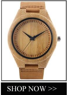 ธรรมชาติไม้นาฬิกาแฮนด์ 16