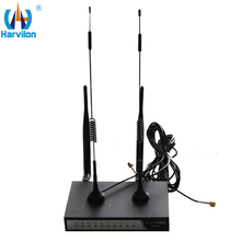 Industrial Router 3G 4G Wireless WiFi Router 12V Bus Car Wi-Fi Router With Sim Card Slot & External Antennas(China)