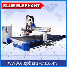 2050 Carousel Auto Tool Changing China Cnc Router Manufacturer / Oscillating Knife Cutting Machine(China)