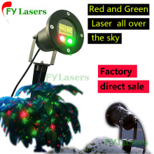 Laser garden light,Outdoor Garden Decoration Waterproof Laser Light IP65 Laser Star Projector Showers Lanternas Laser Flashlight(China)