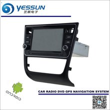 Car Android Navigation For Volkswagen VW Voyage / Saveiro / GOL - Radio Stereo CD DVD Player GPS Navi BT HD Screen Multimedia