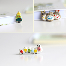 Manual creative knead ceramic unique female jewelry fashion fresh brooch is small adorn article Free Shipping 01030