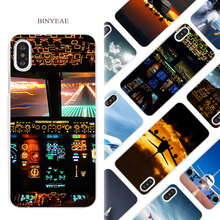Buy BINYEAE airplane sea sky Hard White Phone Case Cover Coque Shell iPhone X 6 6S 7 8 Plus 5 5S SE 4 4S 5C for $1.49 in AliExpress store