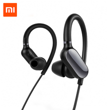Xiaomi Mini Sports Bluetooth Earphone IPX4 Waterproof Bluetooth Headset with Mic Connect with Two Devices(China)