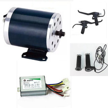 500W 48V electric bicycle motor kit . electric scooter motor , electric bike conversion kit(China)