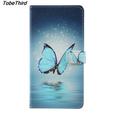 TobeThird For Nokia 8 Case Pattern Printing Card Holder Wallet Leather Cell Phone Cover Case For Nokia 8 5.3 inch(China)