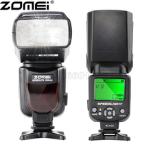 ZM430 Speedlight External Led Camera Flash Light for  Free Shipping Special Price