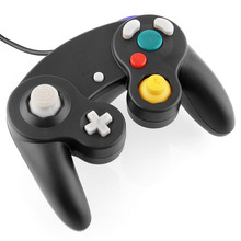 Game Joystick Wired Controller for Nintendo Wii Vibration Shock Joypad Gamepad for Gamecube NGC GC for PC Controle Accessories