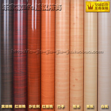 Thickening wood wardrobe cabinet door cabinets renovated the old furniture adhesive stickers PVC wallpaper wallpaper -30
