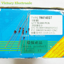 100PCS/Lot DO-35 1N4148 IN4148 High-speed switching diodes Brand New