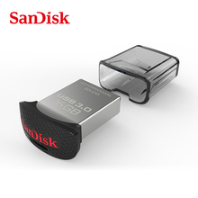 Original USB3.0 SanDisk ULTRA FIT CZ43 USB Flash Drive 32GB PENDRIVE 64GB 16GB Pen Drive freeshipping