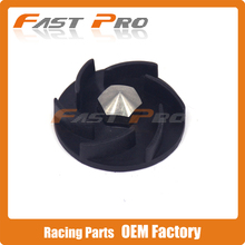 Motorcycle Water Pump Impeller Wheel Screw Cover For ZONGSHEN 77MM NC250 250cc KAYO T6 K6 BSE J5 RX3 ZS250GY-3 4 Valves Parts(China)