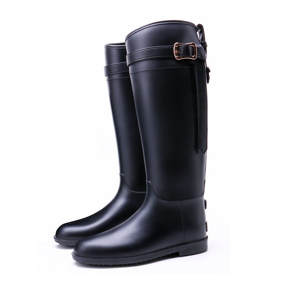 TONGPU Katrina Women Classic Wellingtons Best Selling Ladies Waterpoof Rain Boots 14-130<br>