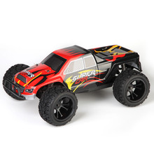 WLtoys 50KM/H High Speed RC Cars 2.4GHz 1:10 Electric RTR RC Off-Road Car RC Cross Country Racing Car Vehicle Toy Gifts Car Toys