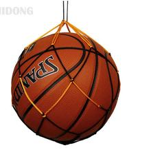 2017 Famous Brand MUQGEW Nylon Net Bag Ball Carry Mesh Volleyball Basketball Football Soccer free shipping