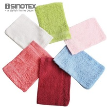 100% Cotton 6 Colors Bath Glove Spa Bath Towel Sponge Shower Intrafamilial Exfoliating Scrubbing Free Shipping 1pcs/lot Luva