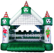 Free shipping kids inflatable bouncy castle,bouncer,inflatable bouncy castle pvc quality(China)
