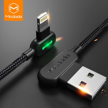 Buy MCDODO USB Cable iPhone Apple X 8 7 6 5 6s plus Cable Fast Charging Cable Mobile Phone Charger Cord Adapter Usb Data Cable for $0.99 in AliExpress store