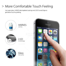 pelicula de vidro screen protector 0.3mm for iphone 4S tempered glass for iphone 4 5S 6 Plus Glass 4.7'' case For iPhone 6S capa
