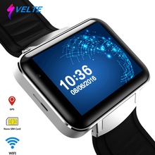 Svelte SD98 3G Android Smart Watch Phone Bluetooth Quad Core Sports Wristwatch Smartwatch Supports WCDMA GPS Wifi Whatsapp Skype(China)